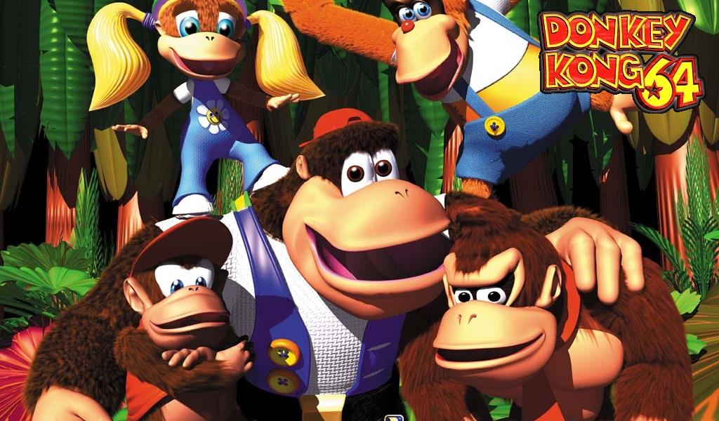 Recensione Wii U VirtualConsole – DonkeyKong64