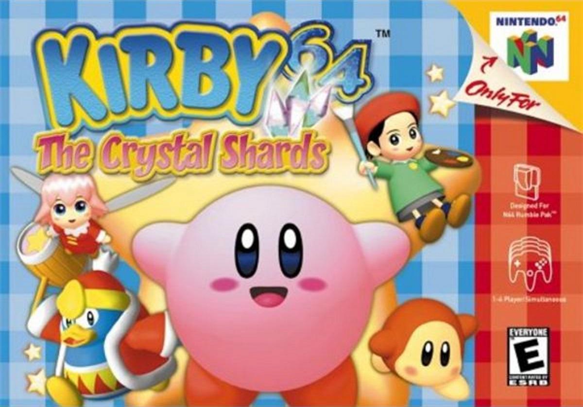 RECENSIONE WII U Virtual Console – Kirby 64