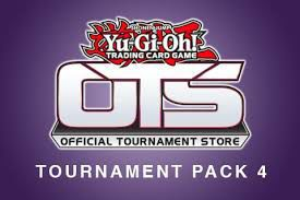 Torneo Yu-Gi-Oh! Win a OTS 4 Box