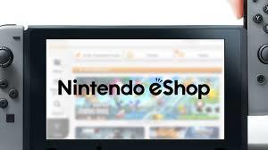 Classifica attuale eShop Nintendo Switch