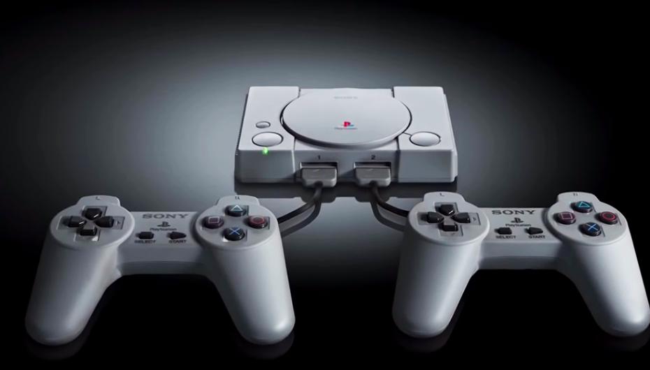Playstation mini Go!